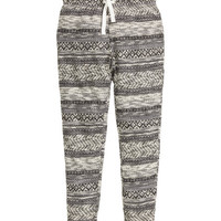 Knit Pants - from H&M