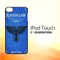 Harry Potter Ravenclaw Y0717 iPod Touch 6 Case