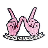 Whatever Forever Patch