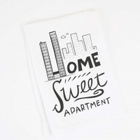 Home Sweet Apartment Hand Towel   Altar'd State