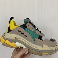 Balenciaga Stylish and versatile Daddy shoes, light, breathable, sports casual shoes, lady