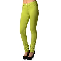 Apple Brazilian Moleton Womens Jeggings