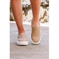 Step On In Slip On Canvas Sneakers | Camel