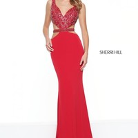 Sherri Hill 50910 Sherri Hill Chic Boutique: Largest Selection of Prom, Evening, Homecoming, Quinceanera, Cocktail dresses & accessories.