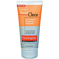 Rapid Clear Oil Control Foaming Cleanser