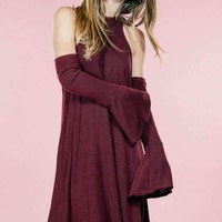 Ruby Cold Shoulder Dress