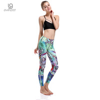Spring New Style Skull 3d Leggings Women Polyester Women's Printed leggins with prints 3d Leggins Women Plus Size Beauty Details