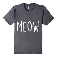Sassy Kitten Kitty Meow Cat Lady Lover Hipster Cute T-Shirt