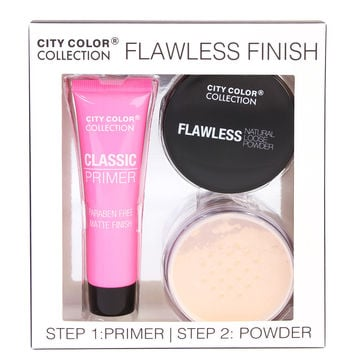 City Color Flawless Finish Set