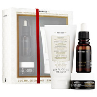 Korres Firming & Nourishing Beauties Tightening Cleanse & Contour Collection