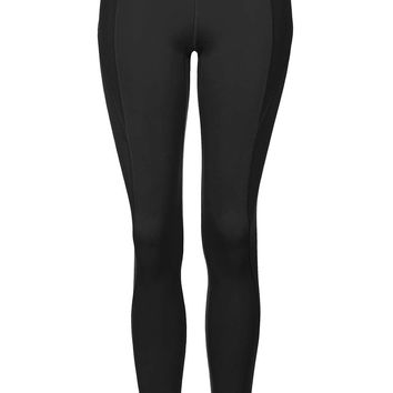 """""""I"""" Low-Rise Ankle Leggings by Ivy Park - Topshop"""