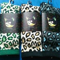 BUY NOW!!! Odd Future OFWGKTA Domo HIGH & Domo Cheetah Crew Socks