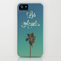 Los Angeles iPhone Case by Bronson Sneling   Society6