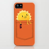 Pocketful of sunshine iPhone & iPod Case by Budi Satria Kwan | Society6