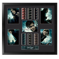 Harry Potter and the Deathly Hallows Montage Film Cels (Nowhere is Safe)   HarryPotterShop.com