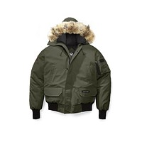 Canada Goose Chilliwack men's / women's down jacket popular jack