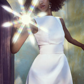 Faille Bubble Dress | Moda Operandi