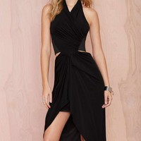 Nasty Gal So Warped Venezia Dress