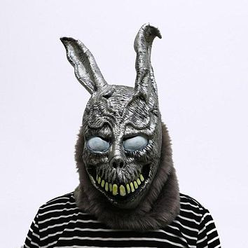 Scary Bunny Latex Mask