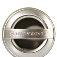 Scentportable Holder Brushed Pewter
