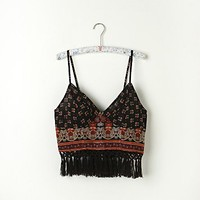 Free People FP ONE Along the Fringe Bralette