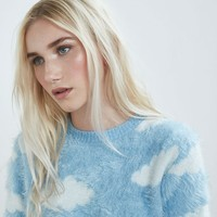 Lazy Oaf Fluffy Cloud Dress - Everything - Categories - Womens