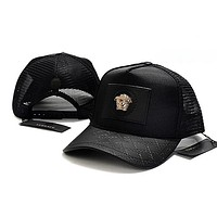 Versace Classic Baseball Cap Sun Cap Tennis Cap Sports Hat For Women Men Adjustable