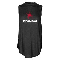 NCAA Richmond Spiders PPRCH04 Women's Cut-Out Back Tank Top
