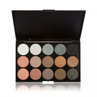 15 Colors Make-up Pearly Luster Eyeshadow Palette