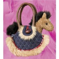 Lil Giddy Up Child's Purse with Horse
