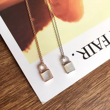 Hot33 New Woman Fashion Accessories Fine Jewelry Ring & Chain Necklace & Earrings