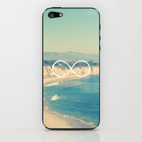 Forever Summer California Infinity iPhone & iPod Skin by RexLambo | Society6