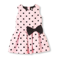 dotted bow dress | US Store