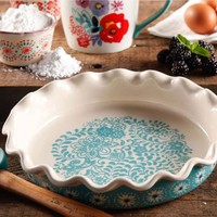 The Pioneer Woman Pie Dish - Walmart.com