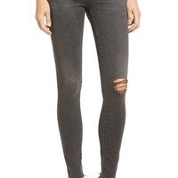AG 'The Legging' Ripped Super Skinny Jeans (10 Year Well Worn) | Nordstrom