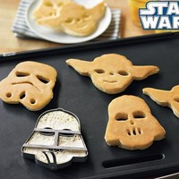 Star Wars Heroes & Villains Pancake Molds | Williams-Sonoma