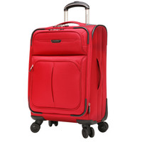 "Ricardo of Beverly Hills 20"" Red Lightweight Softside Carry-On"