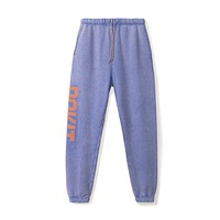 Lazer Sweatpants in Blue