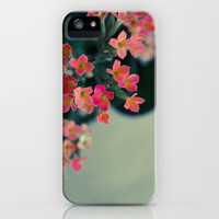 Flowers In Your Hair iPhone Case by Galaxy Eyes   Society6