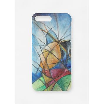 STAINED GLASS ART CASE