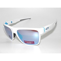 sale OAKLEY SUNGLASSES CROSSRANGE XL 9360-08 POLISHED WHITE PRIZM SAPPHIRE SNOW