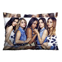 FIFTH HARMONY 1 Pillow Case Cover Recta