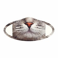 Cat Fabric Face Mask (Pre-Order)