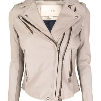 Vika Leather Jacket