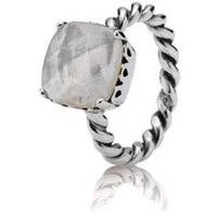 Authentic Pandora Jewelry - Sincerity Mother of Pearl Ring