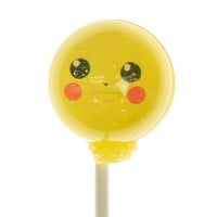 Pikachu Pokemon Lollipops (10 Pieces)