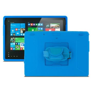 Incipio Capture Ultra Rugged Case w/ Hand Strap for Surface Pro 4, Blue