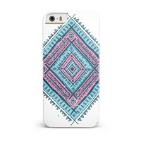 Aztec Diamond iPhone 5/5S/SE INK-Fuzed Case