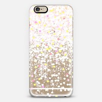 pink confetti iPhone 6s case by Marianna   Casetify