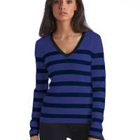 Women's Apparel | Cashmere Shop | Cashmere V-Neck Pullover Sweater | Lord and Taylor